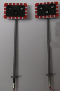 OO Scale Level Crossing Lights